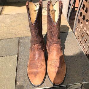 Durango Kids Western Boots size 1.5 fair shape